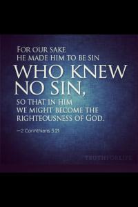 2 Cor 5 21